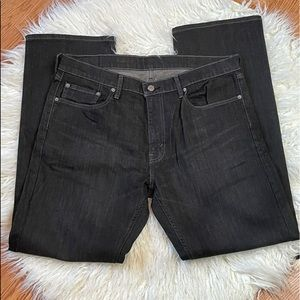 Men's Black Levi's Jeans 559 36x32 Never Worn